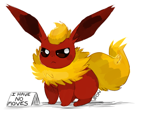flareon Pokémon pokeshaming - 8266637312