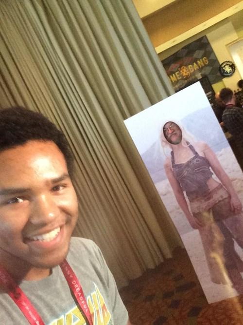 grrm,Daenerys Targaryen,San Diego Comic Con 2014