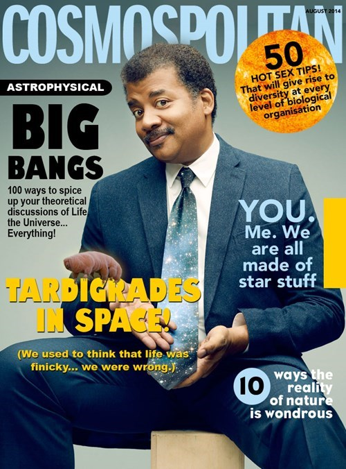 cosmo cosmos funny magazine Neil deGrasse Tyson g rated - 8267261440