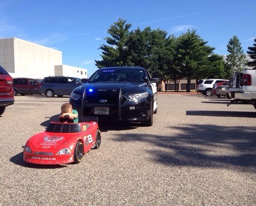 cars cops kids pulled over parenting g rated