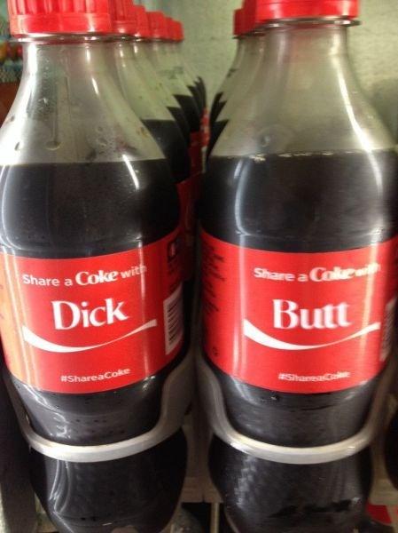 coca cola,dickbutt