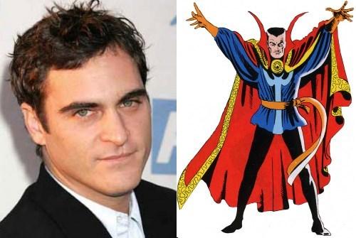 doctor strange casting news Joaquin Phoenix marvel - 8267464704