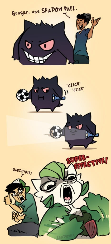 Germany Fan Art gengar soccer web comics