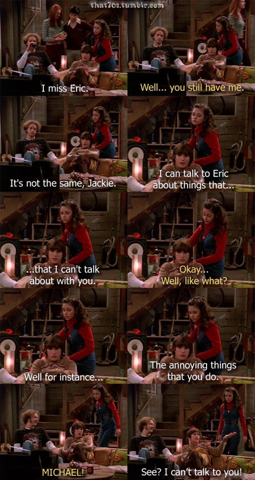 annoying,that 70s show
