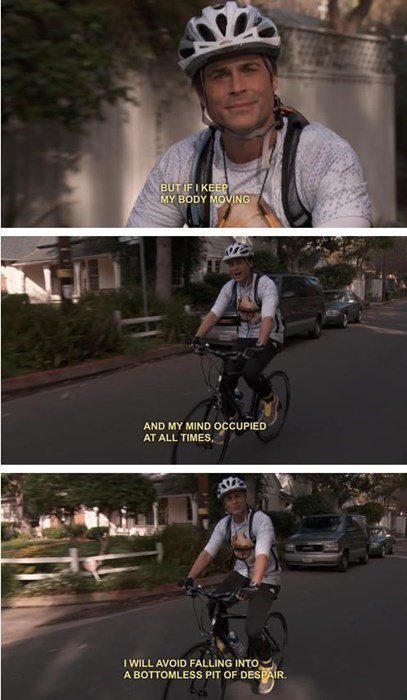 parks and recreation exercise depression - 8267657216