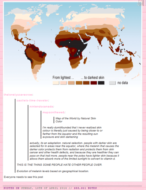 racism,tumblr,wisdom,map,true facts,failbook,g rated
