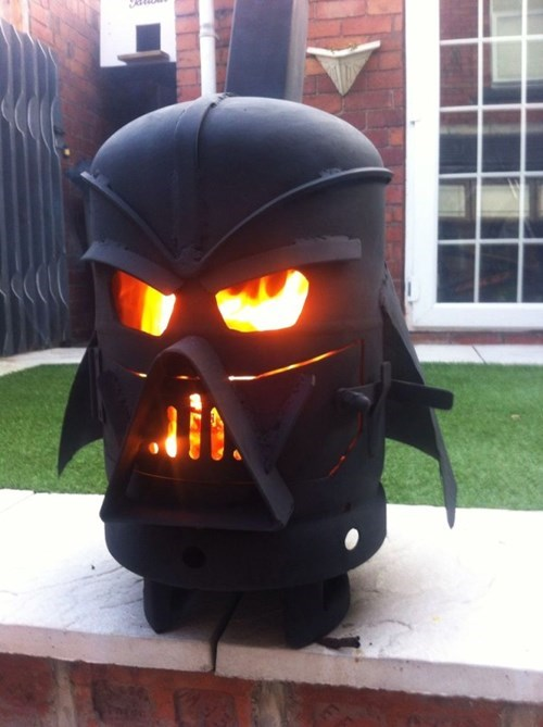 barbecue star wars design darth vader g rated win