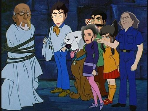 Avatar cartoons korra - 8267855616