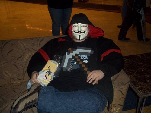 anonymous minecraft neckbeards - 8268434944