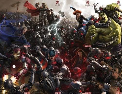 avengers marvel San Diego Comic Con 2014 - 8268450304