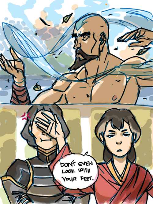 cartoons Fan Art korra - 8268474624