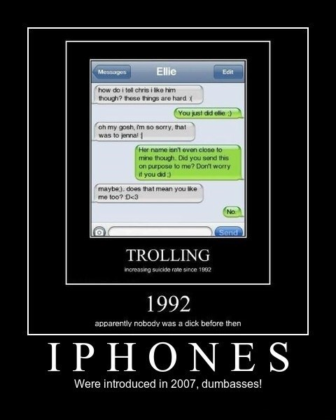 dating funny trolling text message