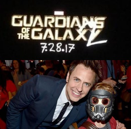 guardians of the galaxy release date San Diego Comic Con 2014 - 8268743680