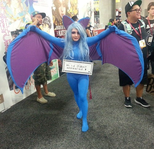 cosplay zubat San Diego Comic Con 2014 - 8268745728