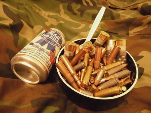 beer,breakfast,bullets