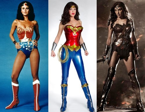 costume history wonder woman