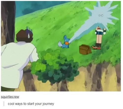 mudkip Pokémon anime - 8270035456