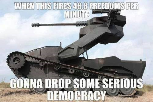 tanks,democracy