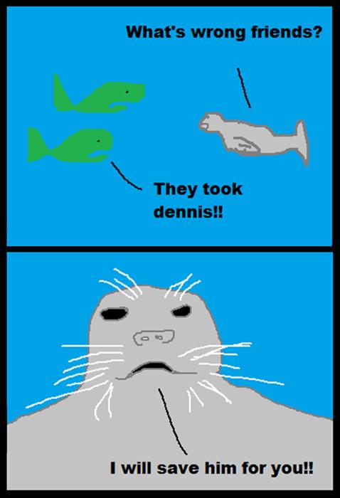 sea lions funny rescue - 8270362112
