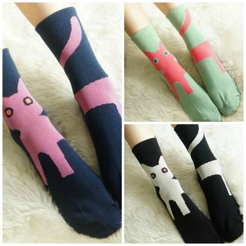 poorly dressed socks Cats - 8270444800