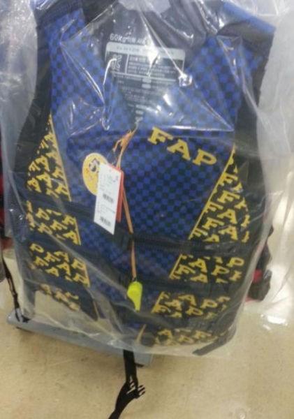 flotation device fap poorly dressed life vest - 8270467072
