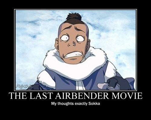 very demotivational Avatar the Last Airbender Avatar - 8270491904