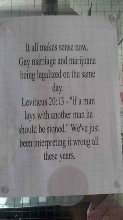 stoned bible gay marriage funny dating - 8270499584