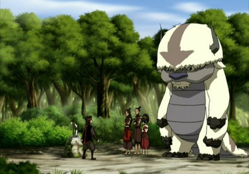 Avatar the Last Airbender appa cartoons Avatar - 8270502144
