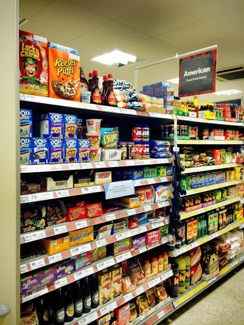 London food cereal - 8270504448