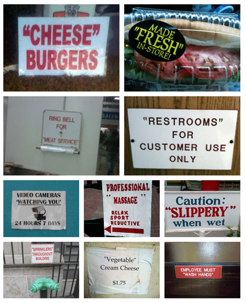 sign,Quotation Marks,seems legit,fail nation