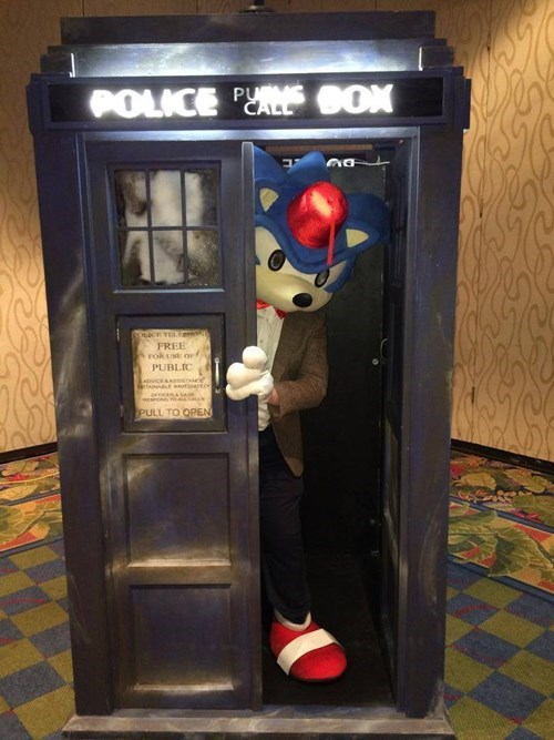 cosplay doctor who sonic - 8270933504