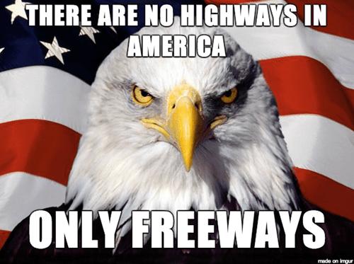 highways,murica eagle,freeways