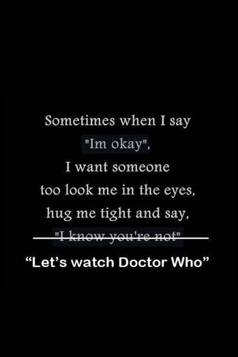 we all need a little help,romance,doctor who
