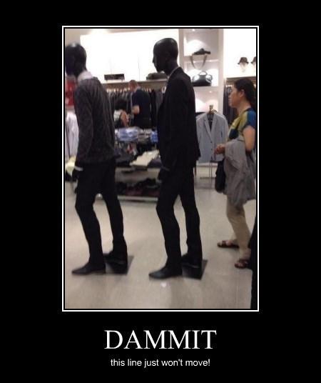 line idiots funny - 8271403264