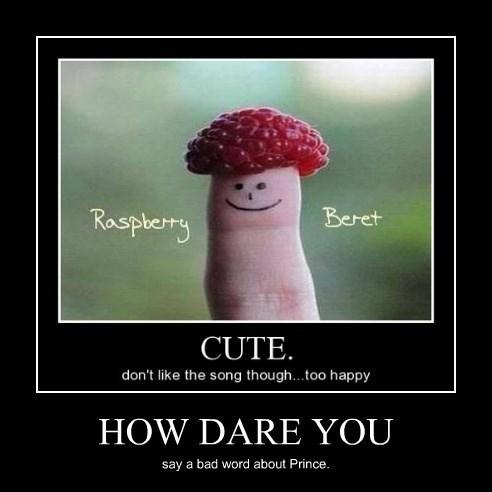 Music raspberry beret prince - 8271405568