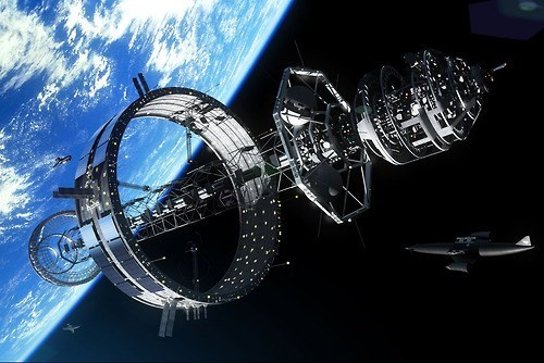 nasa awesome spaceship science - 8271460352