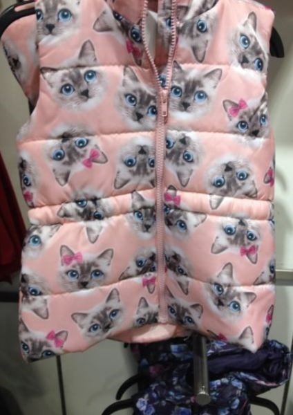 poorly dressed vest Cats - 8271467264