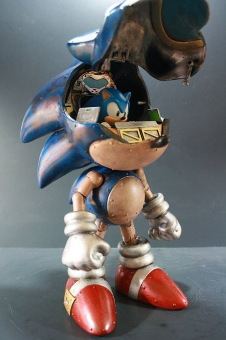 Inception awesome sonic - 8271552256