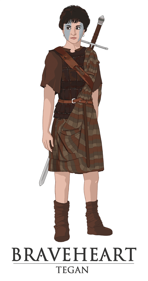 doctor who,Braveheart,companion,tegan jovanka