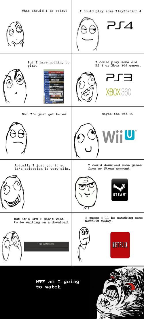 gaming,Rage Comics