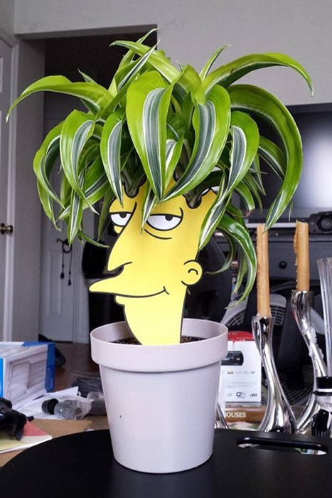 Sideshow Bob,the simpsons