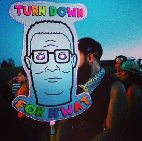 hank hill,King of the hill,bass