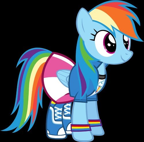 cute squee rainbow dash