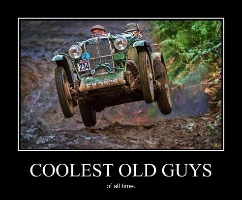 old guys,cool,cars,funny