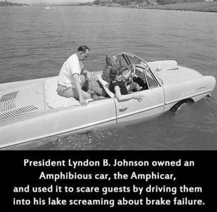 lyndon b johnson history trolling president pranks - 8272742144