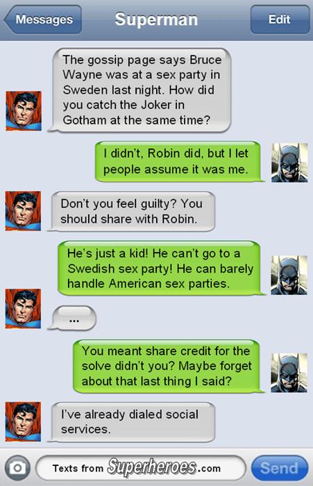 robin batman superman - 8272771584