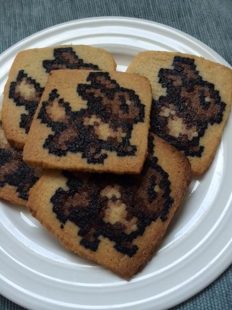 eevee food cookies - 8272771840