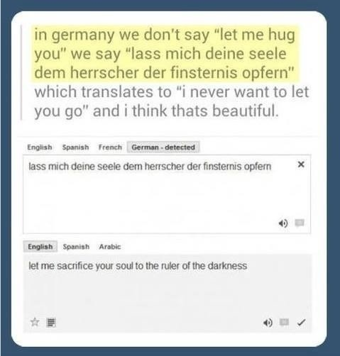 differenze linguistiche tumblr german language failbook - 8272788992