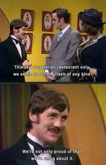 monty python,vegetarian,funny