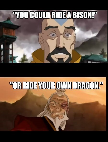 A Better Reason To Join The Fire Nation